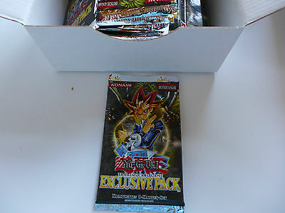"Yu-Gi-Oh - Boosterpack ""Exclusive Pack"" -  deutsch, NEU, OVP"