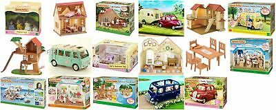 Sylvanian Families - Slightly Damaged Packaging