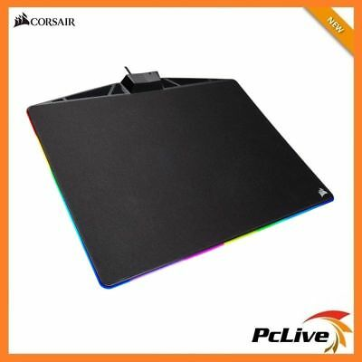 NEW Corsair MM800C RGB POLARIS Gaming Mouse Pad USB Cloth Edition 350 x 260 x5mm