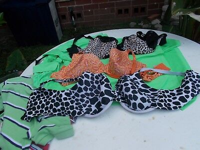 Lot 3 Ladies Bras 2 Lane Bryant 1 Secret Treasure Pre Owned See Details