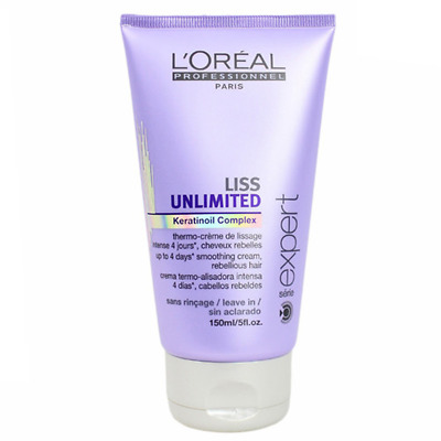 L'OREAL Expert Liss Unlimited Smoothing Cream 150ml