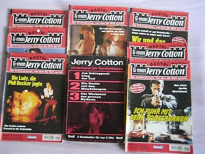 10 Jerry Cotton( Liste)