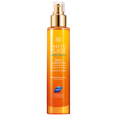 HUILE SUBLIMANTE  phyto   CHEVEUX et CORPS  SPRAY 100ML  anti sel / anti chlore