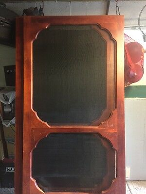 "New Kimberly Bay 36 "" Wood Screen Door"