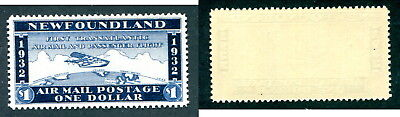 "MNH Newfoundland Unlisted ""Wayzata"" Airmial Stamp (Lot #13669)"