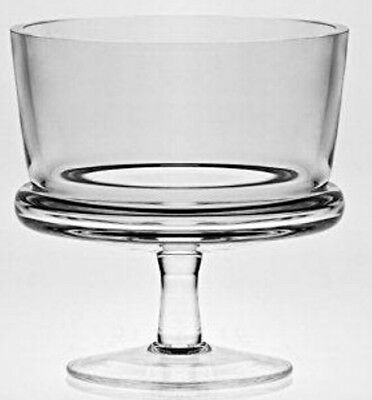 Footed Glass Trifle Bowl - Gretna, 12 cm