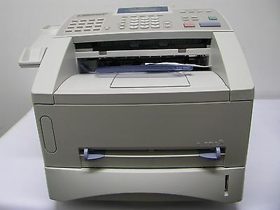 NEW Brother IntelliFax-4750E Business-Class Laser Fax,Printer&Copier-Out of box