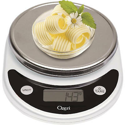 (fast shipping) Ozeri Pronto Digital Multifunction Kitchen and Food Scale,Black