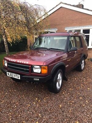 Land Rover discovery 2 td5 great truck no reserve!!!!!