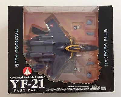 Yamato Macross 1/72 VF-21 with Fast Pack
