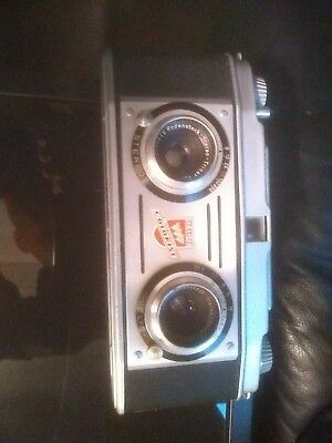 Vintage Tdc Stereo Colorist 35Mm Camera