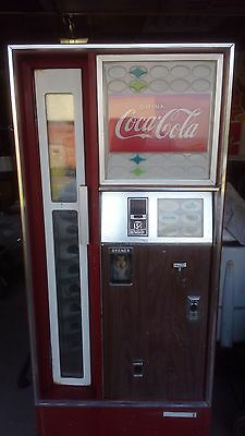 Vintage Cavalier Coke Machine CSS-96G MAKE OFFER! MUST GO BEFORE SNOW