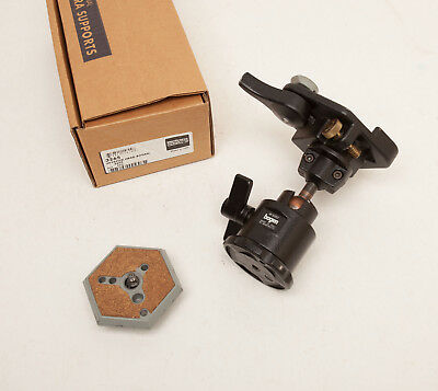BOGEN MANFROTTO 3262 Medium Ball Head With Quick Release Assembly