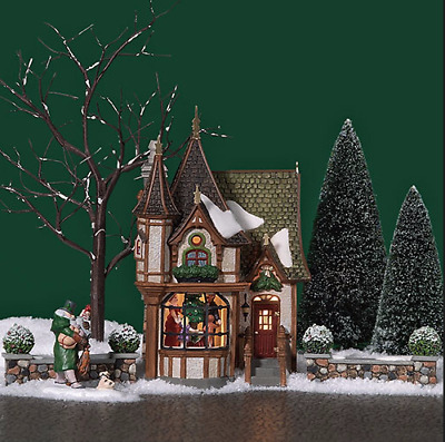 1 Royal Tree Court - 56.58506 - Dickens Village - Limited 2002 - Gift Set 8