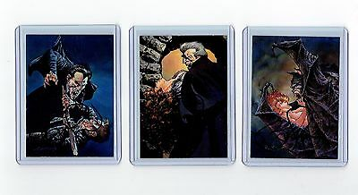 Bernie Wrightson Signed More Macabre Cards (G)