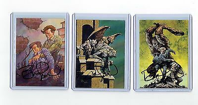 Bernie Wrightson Signed More Macabre Cards (K)