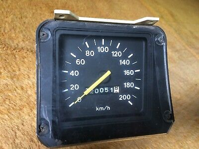 Speedometer For HZ Holden ...Tested