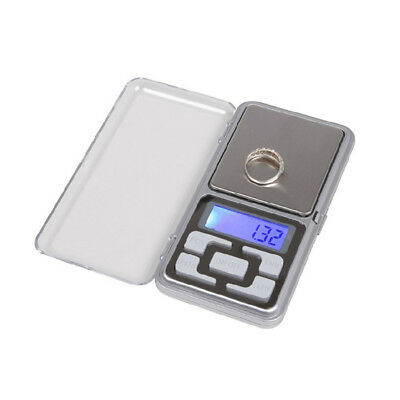 500g/0.1g Micro-Scale Hand Scale Mini Electronic Scale Jewelry Scales LCD New