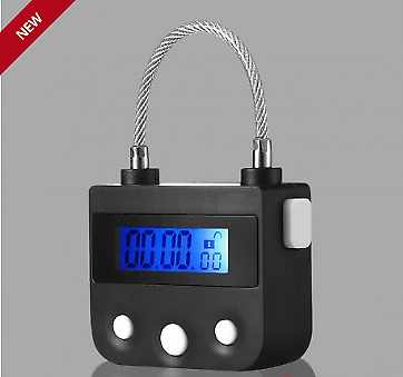 Electronic Time Lock for Bondage and Chastity Belts / 9321/T01