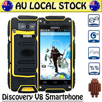 GUOPHONE V9 UNLOCKED Android 5 1 Rugged 3G SmartPhone Dual