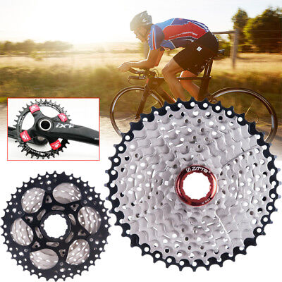9Speed Cassette 11-40T Mountain Bike MTB Freewheel Wheel Parts Outdoor