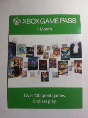 XBox Game Pass 1 Month |  65% OFF  | ORIGINAL XBOX GAME PASS