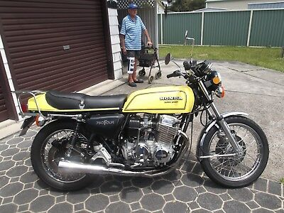Cb 750 the best ever sold on ebay please study the ad