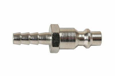 Connect 30984 Euro Universal Hose Tailpiece 6mm / 1/4 Pipe Pk 5