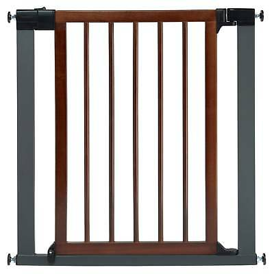 Munchkin® Wood & Steel Safety Gate