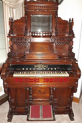 Packard Organ, Pre-1930 Reed / Pump, Fort Wayne Organ Co.
