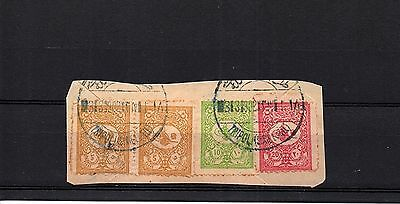 "Turkey Ottoman Empire - LEBANON ""TRIPOLI DE  SYRIE"" CANCEL STAMPS LOT ( TUR 221)"