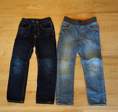 Bundle 2 Pairs Gap Boys Jeans age 6-7 years