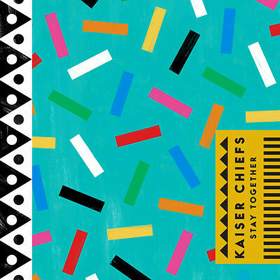 Kaiser Chiefs - Stay Together - CD Album (Released 7th October 2016) - Brand New