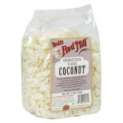 Bobs Red Mill Coconut - Unsweetened Flaked
