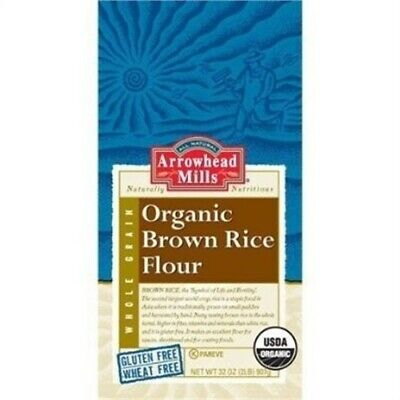 Arrowhead Mills Organic Brown Rice Flour - 25 LB