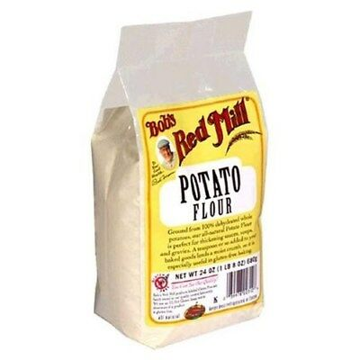 Bobs Red Mill Flour, Potato, Finely Ground 24 OZ