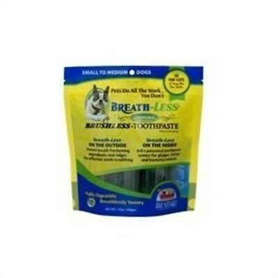 Ark Naturals Breath-Less Brushless Toothpaste Chewable - 4 oz