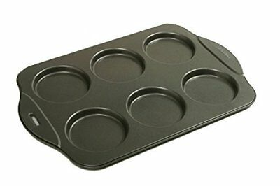 Norpro MUFFIN TOP PAN Makes 6 Nonstick Crown