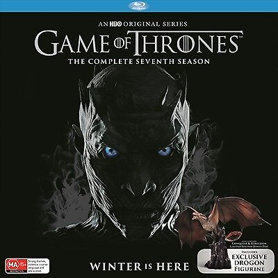 Game Of Thrones: Season 7 - Drogon Figurine Edition (Limited Edition)