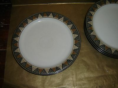 denby boston spa dinner plate (several available)