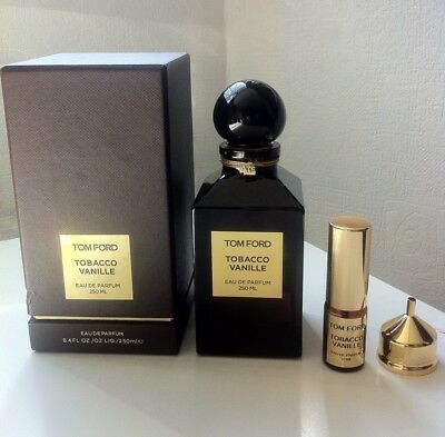 TOM FORD™ Tobacco Vanille Private Blend Niche Fragrance EDP 10ML *BLACK FRIDAY*