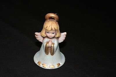 """Praying Angel Christmas Tree Ornament About 3"""" Tall"""