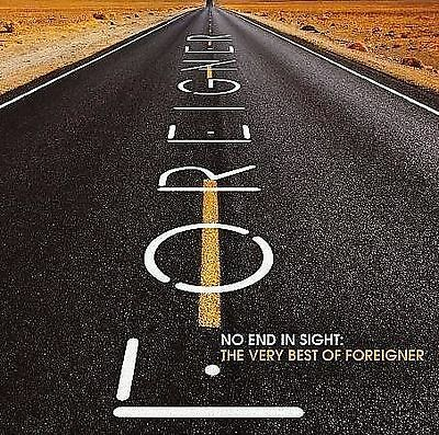 Foreigner - No End In Sight: The Very Best Of Foreigner (New Cd)