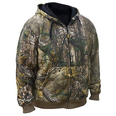 DEWALT DCHJ074D1 Realtree Xtra️ Camouflage Heated Jacket and Hoodie