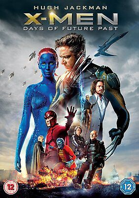 X-Men 7 Days of Future Past DVD (2014) NEW SEALED with slip cover* UK Region 2.