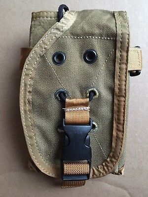 Paraclete Large Universal Radio Pouch MOLLE COYOTE RUL0019 EXC