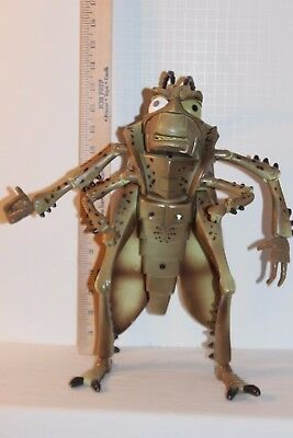 """Bug's Life Hopper Talking Action Figure 14"""" Thinkway Toys Tested Works Vg Shape"""