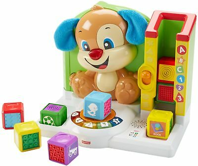 Fisher-Price Laugh & Learn First Words Smart Puppy Toy Christmas Gift New
