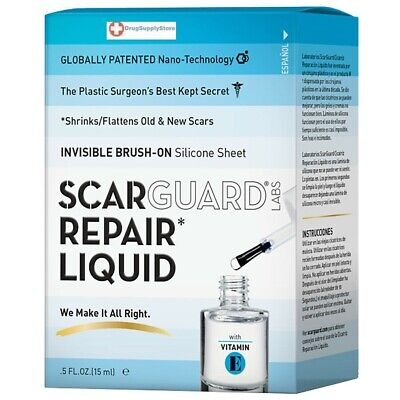 Scarguard ScarCare Bottle 0.5 Oz