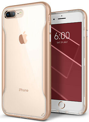 For Apple iPhone 8 / 8 Plus Case Caseology® APEX CLEAR Protective Slim Cover